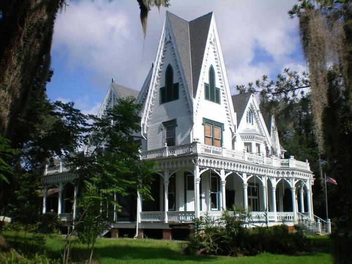 11. Ardoyne Plantation, Schriever, LA