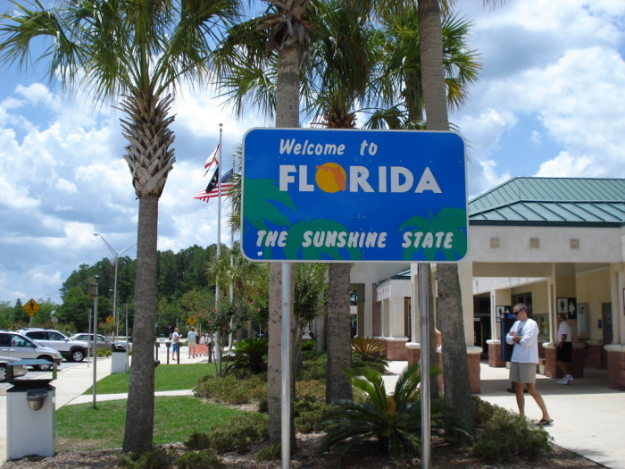 7. And you've wondered if Florida is a fun place to live once or twice.