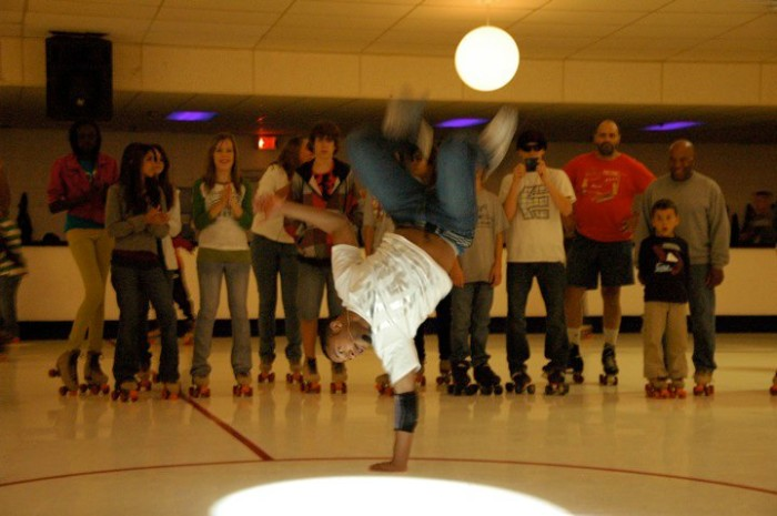 5. Show off your sweet moves at Skate City...