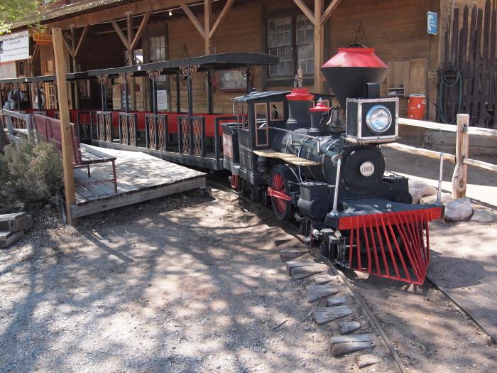 2. Bonnie Springs Ranch Train - 16395 Bonnie Springs Rd, Las Vegas, NV 89124