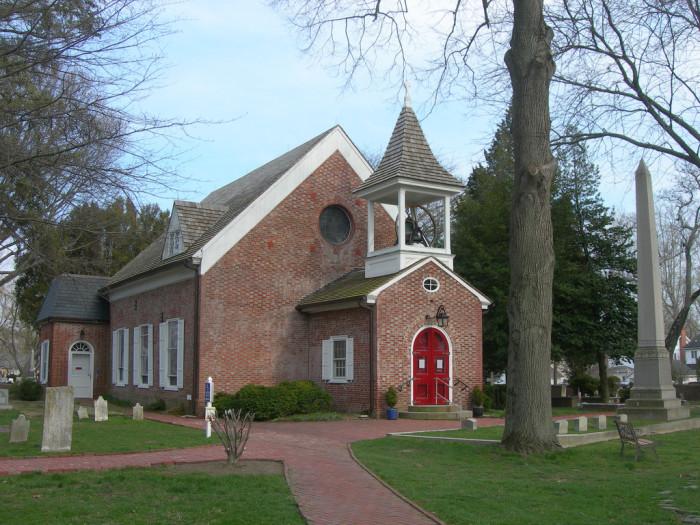 12. Christ Episcopal Church, Dover