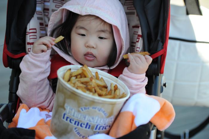 2. Thrashers French Fries