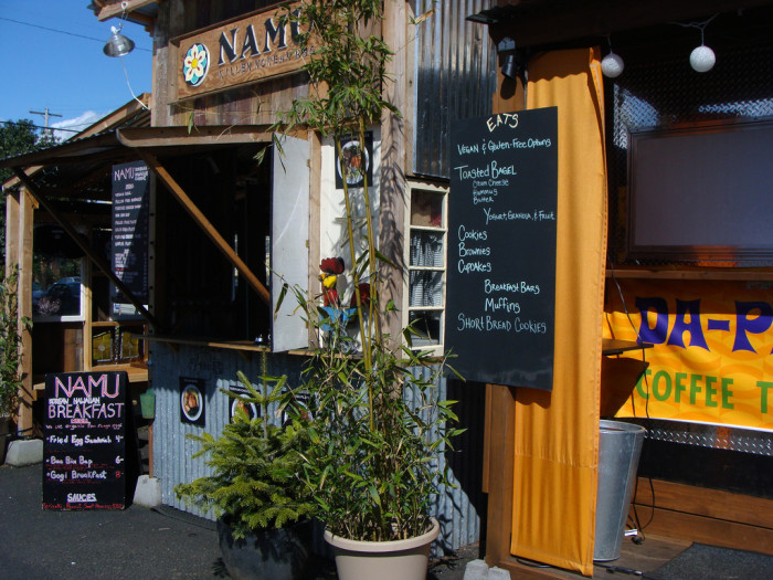 8. You've eaten at a food cart in Portland.