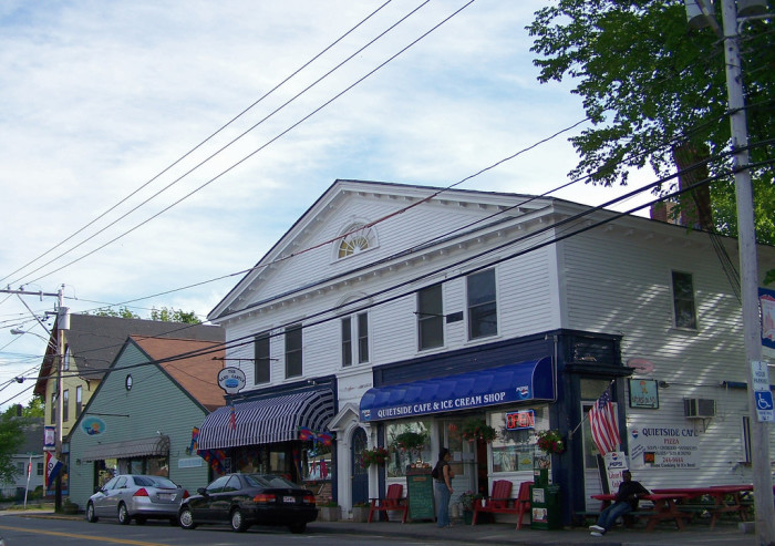 9. Maine perfected the small town feel.