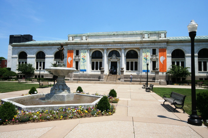 4. The Columbus Metropolitan Library is one of the best in America.
