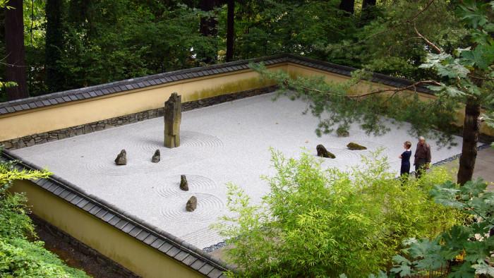 5. Portland Japanese Garden