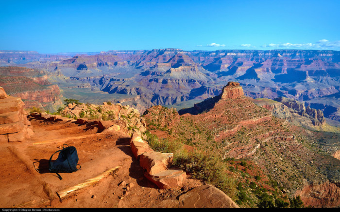 6. The Grand Canyon