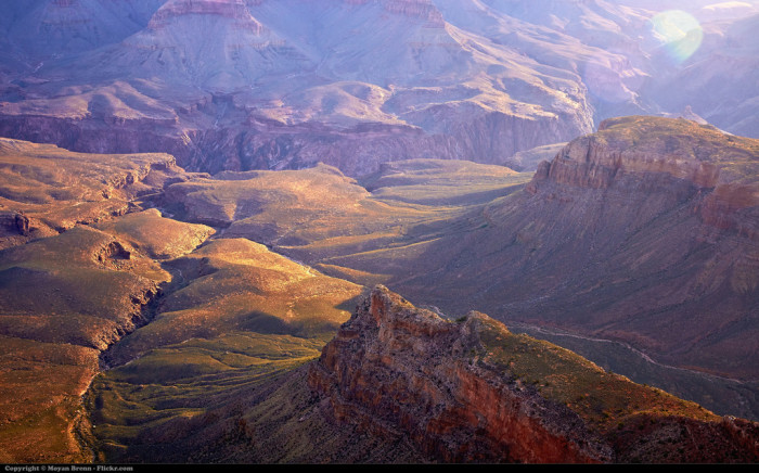 1. If there's any park you must visit, it is the Grand Canyon.