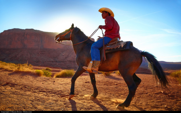 10.) Finally, all throughout Colorado it is illegal to ride your horse while drunk...
