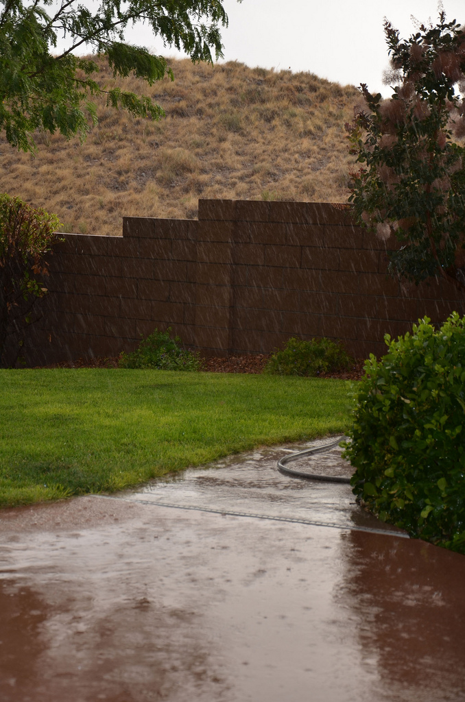 12. Never complain if it rains. New Mexicans are super grateful for any drops of moisture.