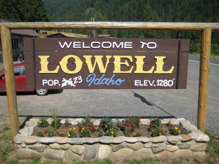 Lowell (Pop.