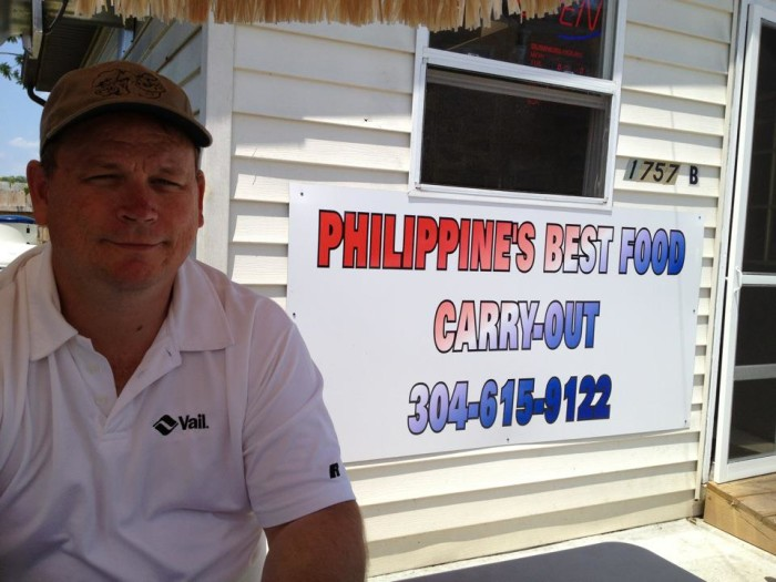 3. Philippines Best Food and Restaurant, Parkersburg