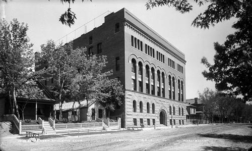 1.) Denver Athletic Club (c. 1900).