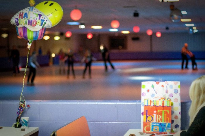 5. Skate the night away at Roller City in Mason City.