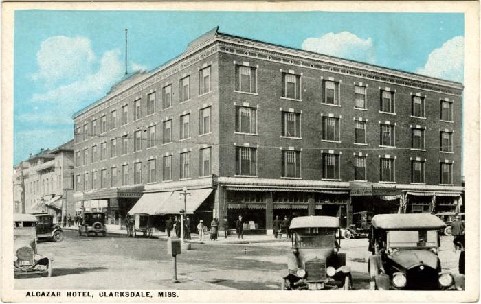 6. Clarksdale