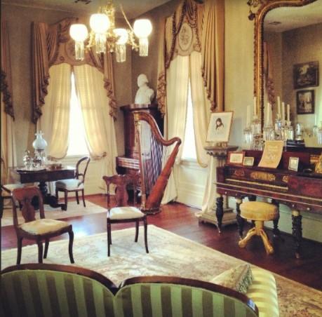 6. Historic Oak Hill Inn, Natchez