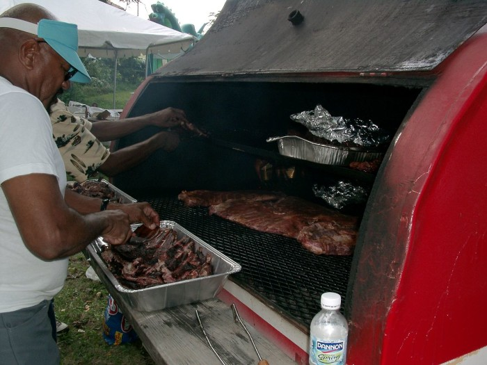 6.We are the very best at barbeque.