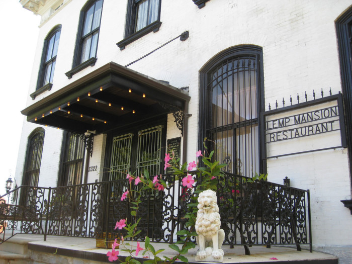 6. Lemp Mansion Restaurant