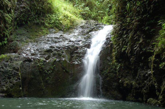 6. Maunawili Falls