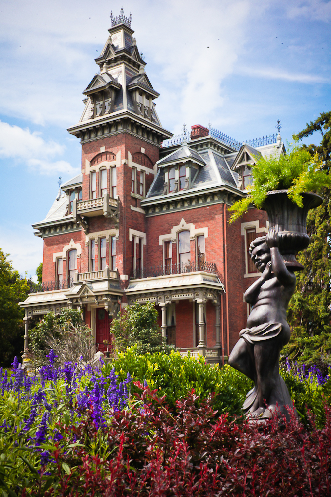 6.Vaile Mansion, Independence