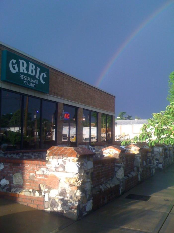 6.GRBIC restaurant, St. Louis