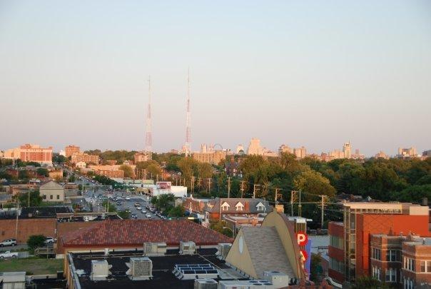 6.2. Moonrise Hotel, Rooftop bar, St. Louis