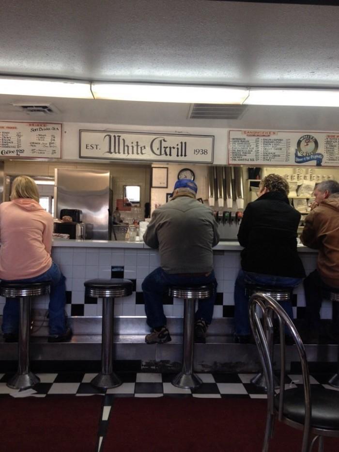 6.2. White Grill, Nevada