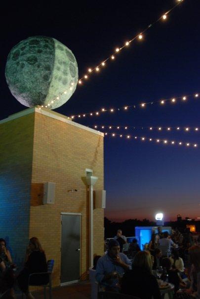 6.3. Moonrise Hotel, Rooftop bar, St. Louis