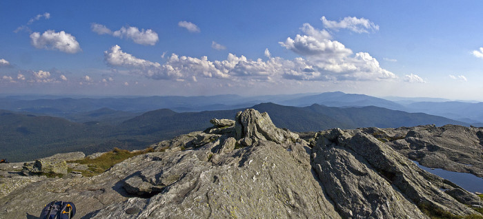 6.  Top of Camel's Hump Mountain