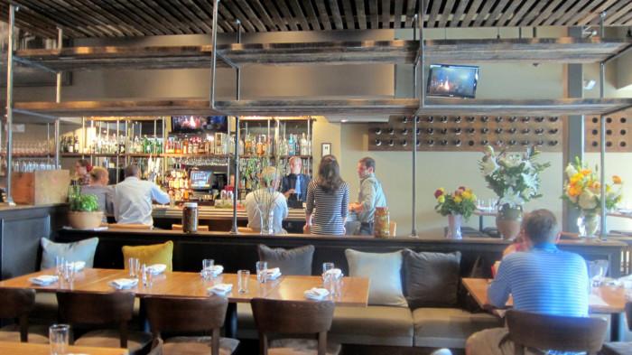 4) Restaurants