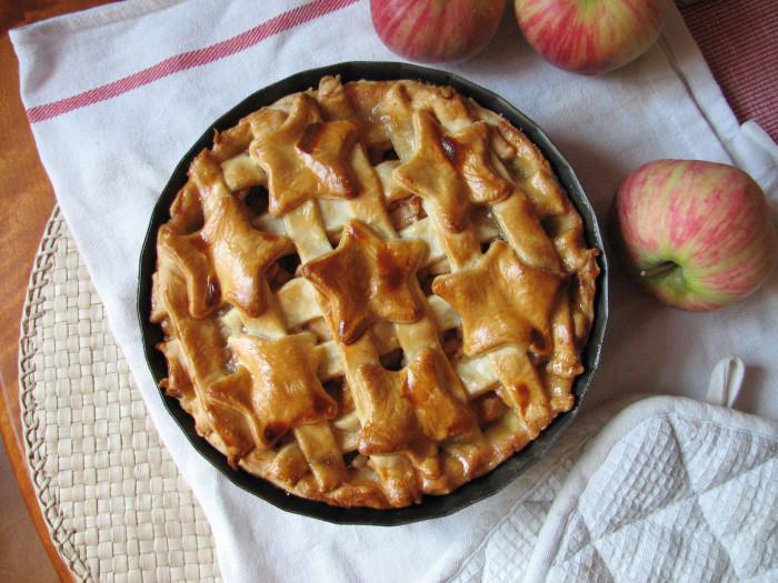 2. Apple pie