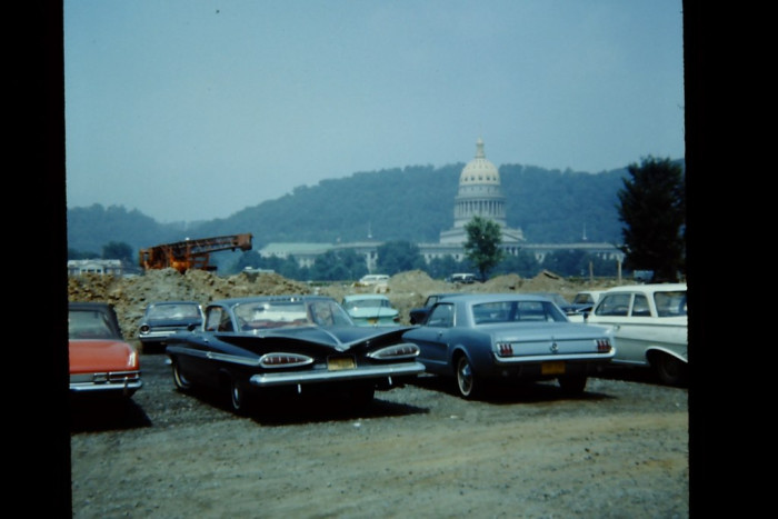 6. This is a shot of the state capitol in 1965.