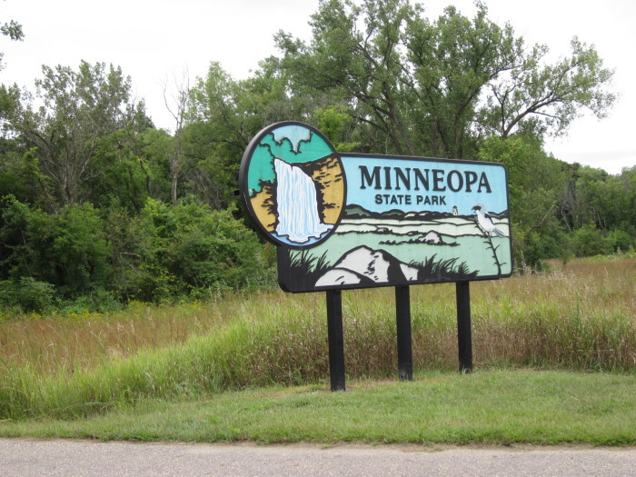 4. Visit at least 5 of Minnesota's beautiful state parks! We love to talk about all the gorgeous places in our state.