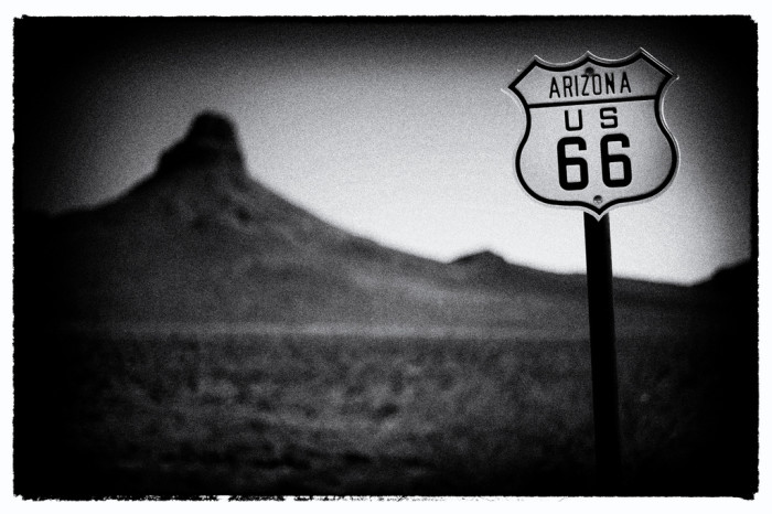 3. Or try a drive along old Route 66 for a bit of retro and (sometimes kitschy) fun.