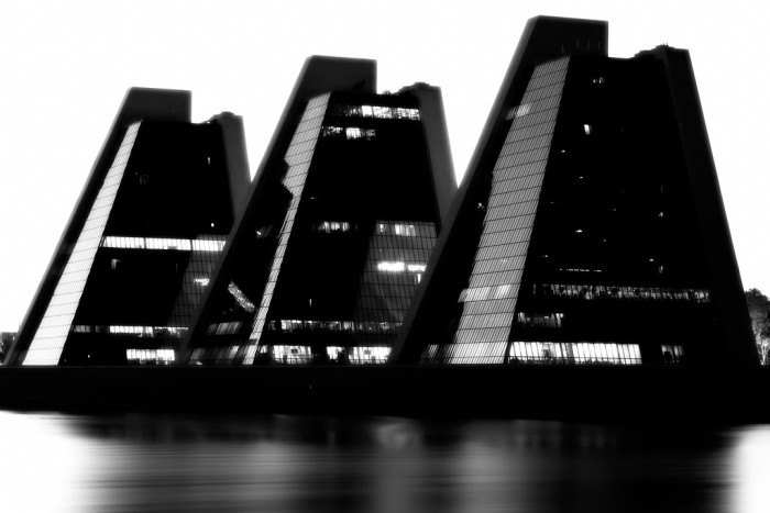 5. The Pyramids - Indianapolis