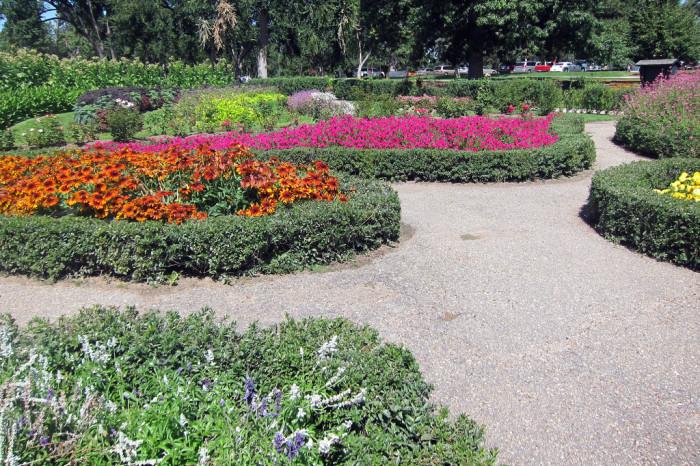 2.) Washington Park.