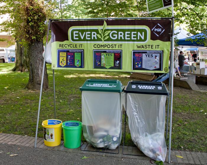 5. We're environmentally conscious.