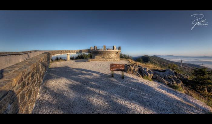 Mount Mitchell Overlook