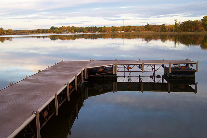 6. Lake Metigoshe
