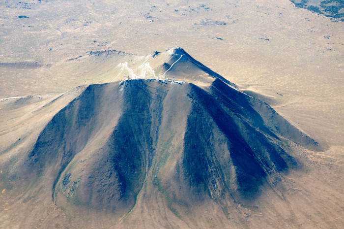 8. East Butte, Twin Buttes