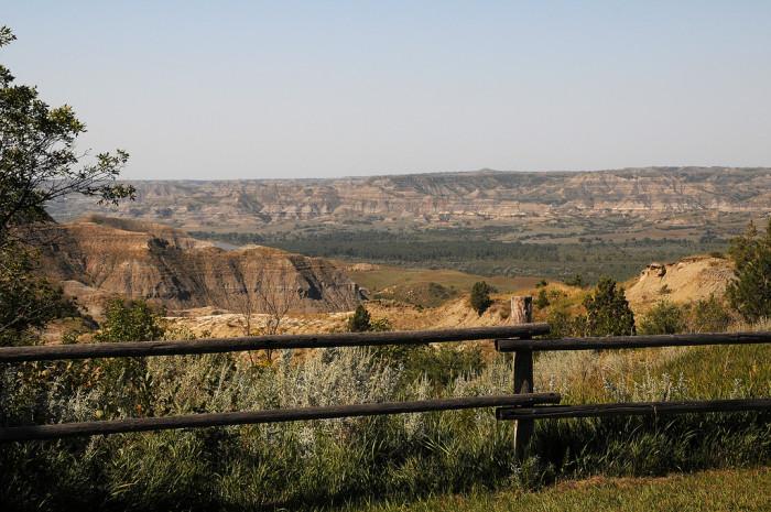 7. Little Missouri State Park, Killdeer