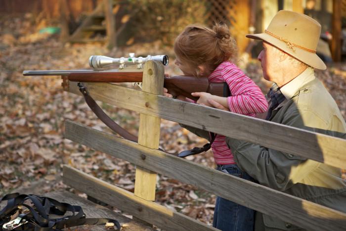 3. Gun Safety
