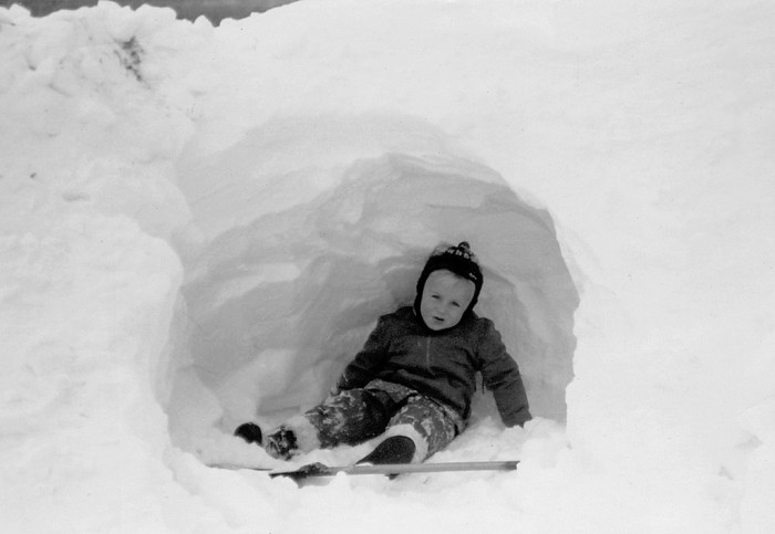11. Of course, everyone in New Hampshire has built a snow cave in their back yard at least once.