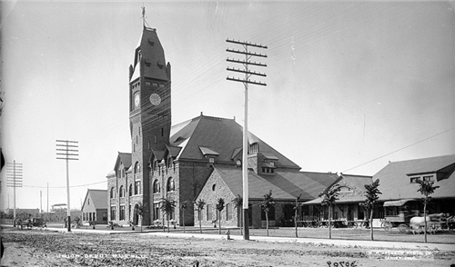 13. Union Depot, Pueblo