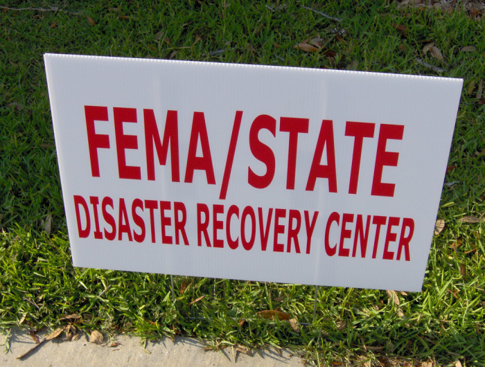 9. You have a very low chance of getting injured or dying from a natural disaster when living here.