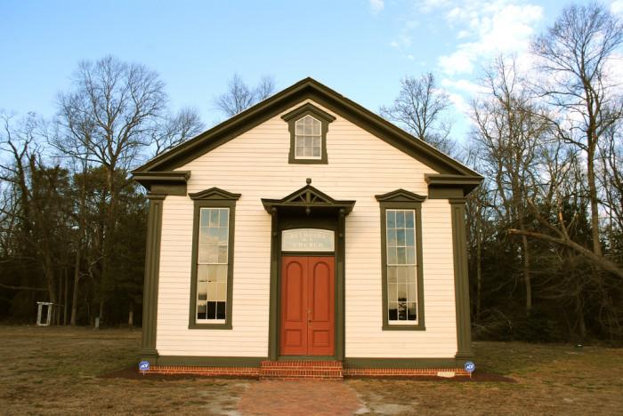 14. Bethesda Church, Laurel