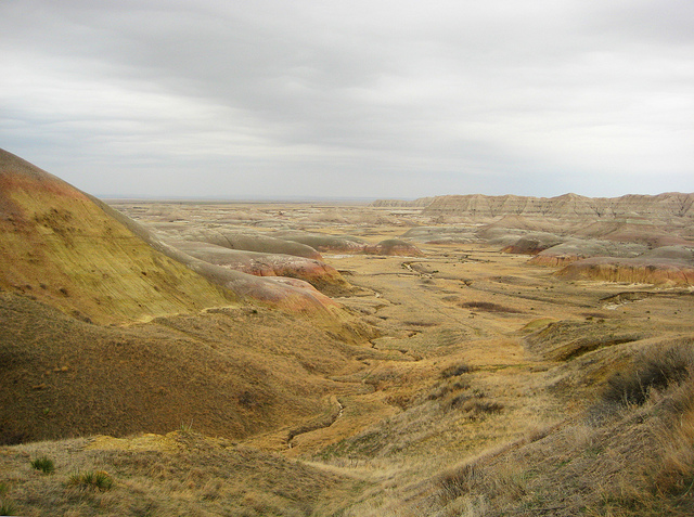 9. You can see for miles in South Dakota.