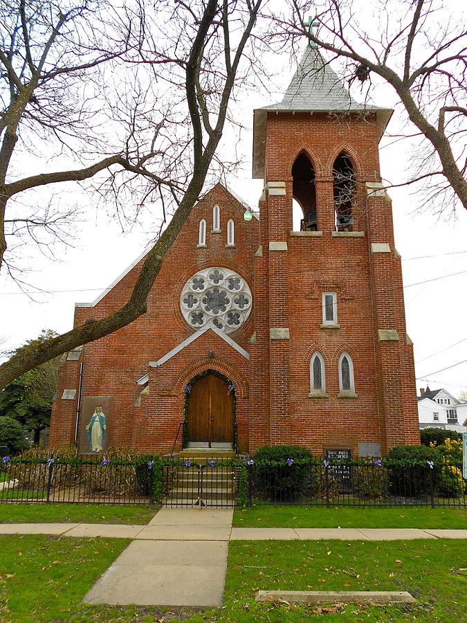 2. St. Paul's, Delaware City