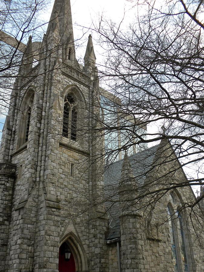 1. Trinity Episcopal, Wilmington