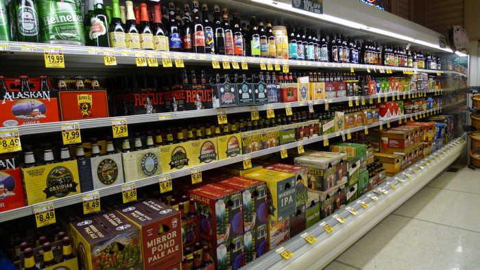 10. Having to choose between all of the awesome local craft beers.